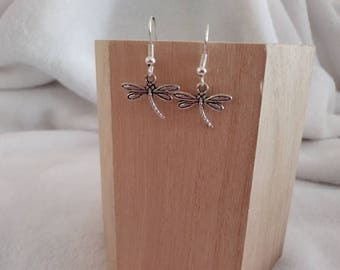 Dragonfly Earrings for Animals