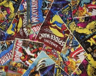Marvel Avengers Comic Kitchen Towel