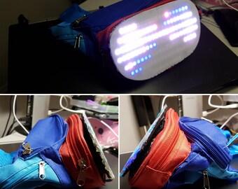 LED Fanny pack / Bum bag