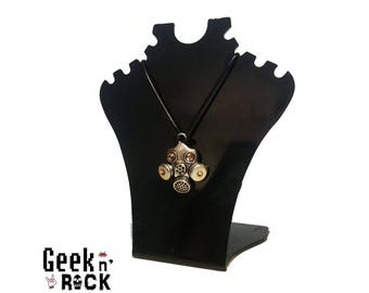 Necklace, Freakshow - gas mask
