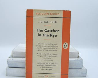 The Catcher in the Rye by J. D. Salinger (Vintage, Penguin Classics)