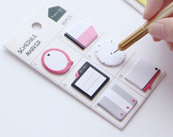 Cute useful sticky notes