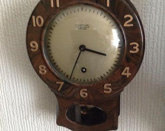 A smiths enfield dropdial 1940's