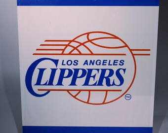 NBA Classic Sports Tin-Los Angeles Clippers