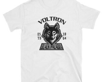 voltron shiro Short-Sleeve Unisex T-Shirt