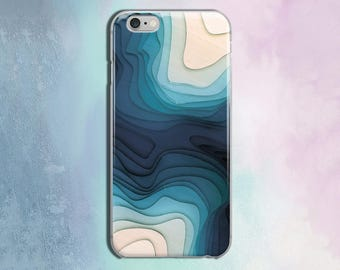 Abstract waves iPhone Case New Phone Case iPhone 6 Case Super iPhone 7 Colorful Case iPhone SE iPhone 6s Case Phone 6s 5 phone iPhone CZ129