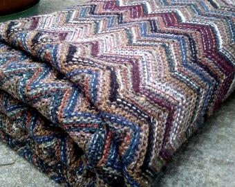 Vintage fabric Missoni, retro fabric, vintage material, missoni, missoni vintage, designer fabrics, sewing projects, missoni knit