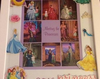 Disney Vacation Photo Mat