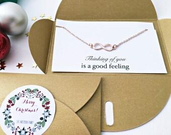 Christmas Gift Bracelet SILVER, Heart Gift, MERRY CHRISTMAS, Heart Bracelet