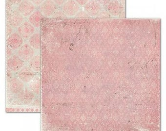 Paper industrial Vintage 30.5 x 30.5 cm - paper Cardmaking - paper Double sided 1530202