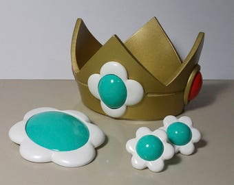 Princess Daisy Jewel - Super Mario Bros