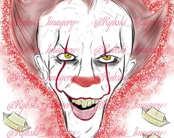 IT Pennywise, The Dancing Clown