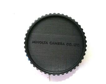 Minolta Camera Lens Cover