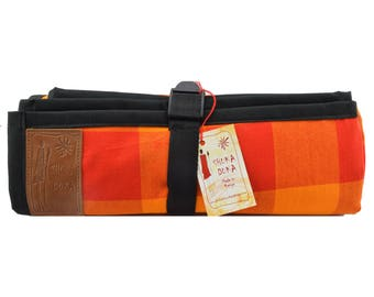 Masai Shuka Picnic blanket, Beach blanket, Colorful Picnic Blanket, Waterproof picnic blanket