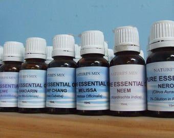 Pure Citronella Essential Oil **15mL**