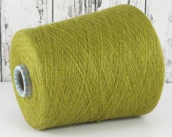 Cashmere/silk (Italy) on Cone, per 100 g: Y001131