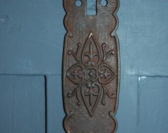 Beautiful Antique Door plate