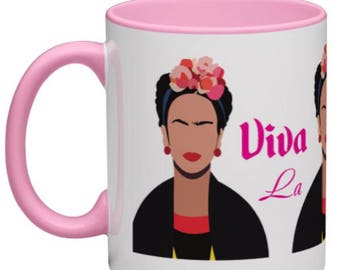 Viva La Frida Mug