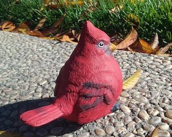 Bird, Concrete Bird, Fountain Bird Sculpture, Bird Statue, Bird Statuary
