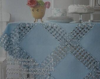 listing Intermezzo: patchwork crochet