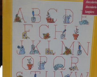 "the ""ABC"" cross stitch Embroidery pattern"