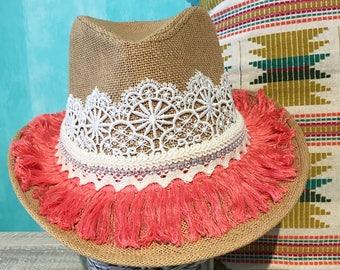 Hat  Straw hat  Chapeau de paille  Sombrero de paja  Stroh hut  Palla  Halm  Summer hat  Beach hat  Sun hat  Accessories for women