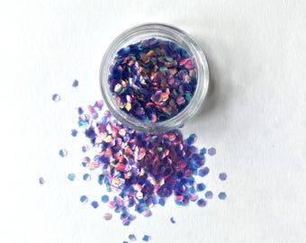 Mermaid's Tail Glitter Pot