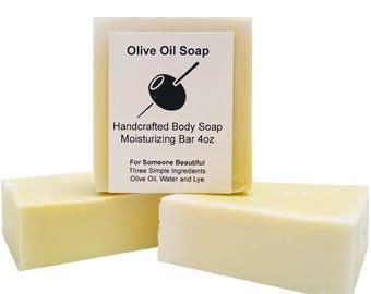 Olive Oil Soap