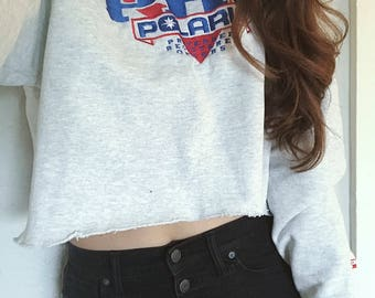 90s Polaris Crop Top