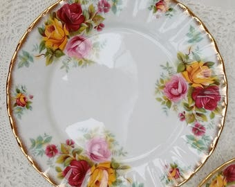 Royal Stafford Bouquet Bone China Side Plate