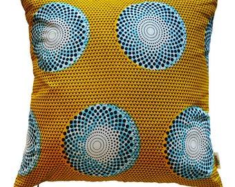 Cushion Yellow-Blue