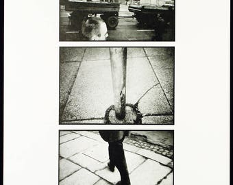 """Photography from the GDR. """"29.X.85"""", 1985. Multiple by Thomas FLORSCHUETZ"""