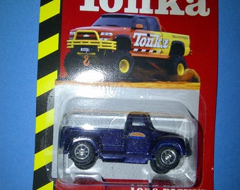 Tonka 1956 Pick Up Truck 1/64th Diecast new on card