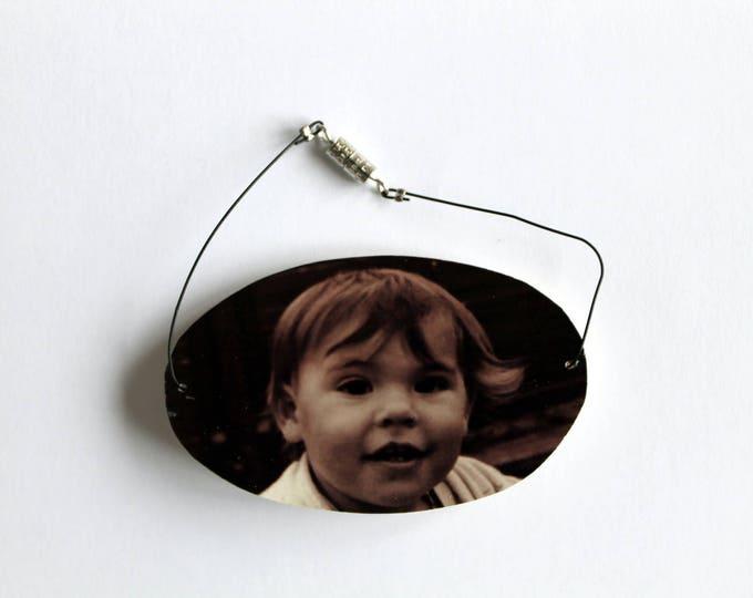 Bracelet - Customizable Photo form size