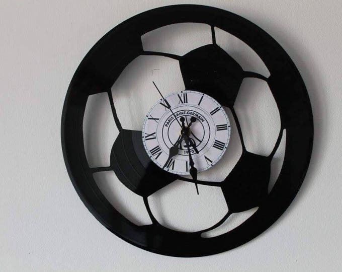 Vinyl 33 clock towers football theme