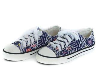 Tennis Shoe - Azul Marino