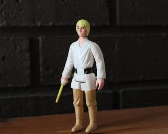 Vintage 1977 Star Wars Luke Skywalker