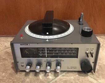 Vintage Maricom 1 All Transistor Direction Finder