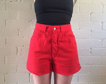 Rosso (Red) Shorts