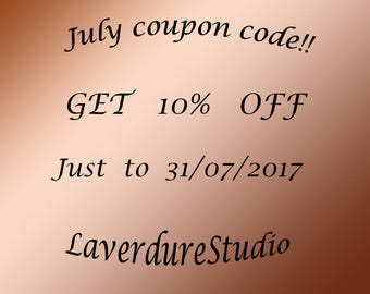 July coupon code, Coupon code, Sale, Holiday Sale, Discount, Saving Coupons, Choose right Coupon Code at Checkout!