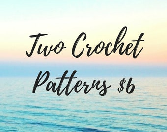 Crochet By Renee Pattern Bundle