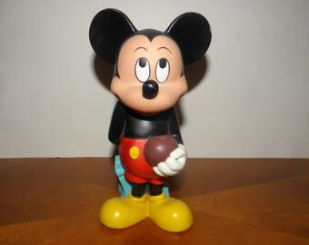 Mickey Mouse 8inch Squeak Toy