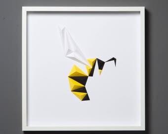 Paperart: Queen Bee