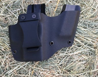 XDs .40 IWB + Mag Kydex Holster