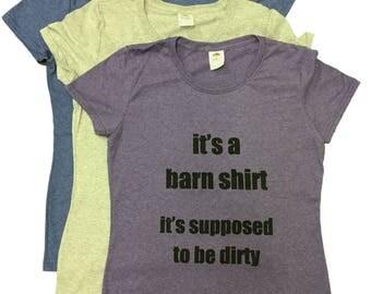 Barn shirt T-shirt