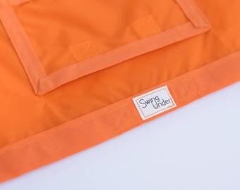 Orange Swing Under