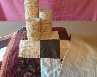 "18"" by 52"" -- Quilted Table Runner"