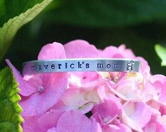 1/4 inch CUSTOM bracelet