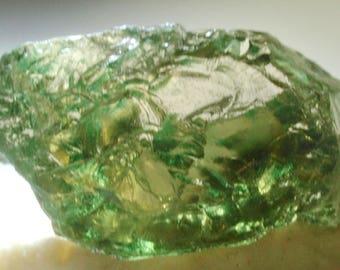 Kornerupine Crystal Facet Rough Specimen Madagascan KRN001
