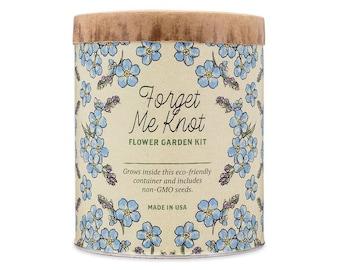 Garden Jar Forget me knot